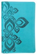 NIV Thinline Bible For Teens Blue (Red Letter Edition) Premium Imitation Leather