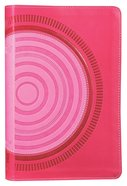 NIV Thinline Bible For Teens Pink (Red Letter Edition) Premium Imitation Leather