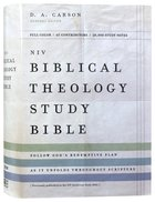 NIV Biblical Theology Study Bible (Black Letter Edition)