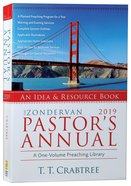 The Zondervan 2019 Pastor's Annual eBook