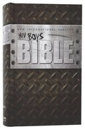 NIV Boys Bible (Black Letter Edition) Hardback