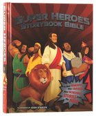 Super Heroes Storybook Bible Hardback