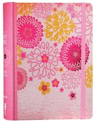 NIV Holy Bible For Girls Journal Edition Pink Elastic Closure (Black Letter Edition)