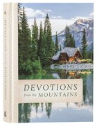 Devotions From the Mountains Hardback