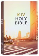 KJV Value Outreach Bible Urban Scenic Paperback