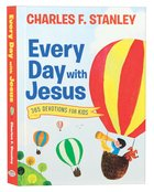 Every Day With Jesus:365 Devotions For Kids