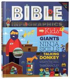 Bible Infographics For Kids: Giants, Ninja Skills, a Talking Donkey, and What's the Deal With the Tabernacle? (Vol 1)