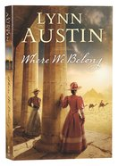 Where We Belong Paperback