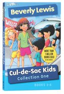Cul-De-Sac Kids Collection #01 (Books 1-6) (Cul-de-sac Kids Series) Paperback