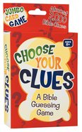 Choose Your Clues: Biblical Guessing Game