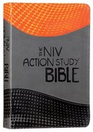 NIV Action Study Bible Premium Imitation Leather