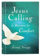 Jesus Calling 50 Devotions For Comfort Hardback