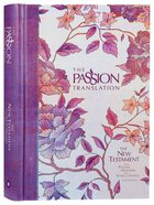 TPT New Testament Peony (2nd Edition) (Black Letter Edition) (With Psalms Proverbs And Song Of Songs)