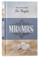 Mr & Mrs 366 Devotions For Couples Hardback
