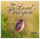 2019 Small Calendar: The Lord's Prayer