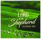 2019 Large Calendar: The Lord is My Shepherd