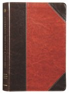 ESV Systematic Theology Study Bible Brown Trutone (Black Letter Edition) Imitation Leather