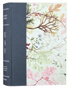 ESV Study Bible Elegant Grace (Black Letter Edition)