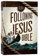 ESV Following Jesus Bible (Black Letter Edition) Paperback