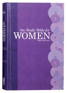NKJV Study Bible For Women Hardback