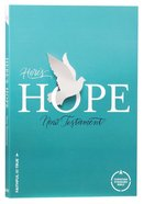 CSB Here's Hope New Testament Paperback