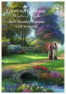 2019 Thomas Kinkade Painter of Light Monthly Pocket Diary/Planner