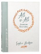 All in All Journaling Devotional: Living a Life That's Whole and Free Hardback