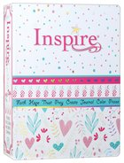 NLT Inspire Bible For Girls (Black Letter Edition)