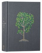 NLT Life Application Study Bible Deluxe Linen Flourishing Arbor (Red Letter Edition)
