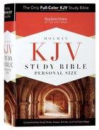 KJV Study Bible Personal Size Hardback