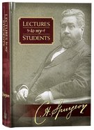 Lectures to My Students Hardback