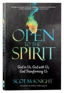 Open to the Spirit: God in Us, God With Us, God Transforming Us Paperback