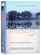 Morning & Evening: A Devotional Classic For Daily Encouragement (Niv 2011)