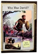 Who Was David? (Kingdom Files Series) Paperback