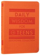 Daily Wisdom For Teens Flexi Back
