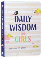 Daily Wisdom For Girls Paperback