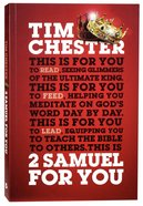 2 Samuel For You: The Triumphs and Tragedies of God's King (God's Word For You Series)