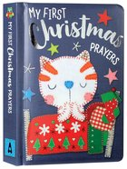 My First Christmas Prayers Padded Board Book