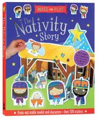 Make and Play: The Nativity Story Paperback