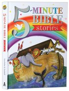 5 Minute Bible Stories Padded Hardback
