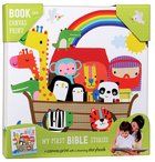 My First Bible Stories (Canvas Print With Book Pack)