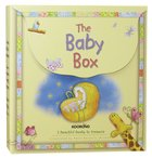 The Baby Box (3 Volume Set) (Baby's First Prayers, Baby's Bible Stories, My Baby Record)