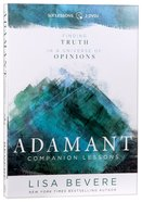 Adamant Companion Lessons: Finding Truth in a Universe of Opinions (Dvd) DVD
