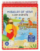 Miracles of Jesus (Water Doodle Book Series) Spiral