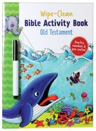 Old Testament (Wipe Clean Activity Book Series) Paperback