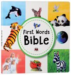 First Words Bible Board Book