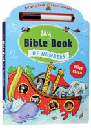 My Bible Book of Numbers Board Book