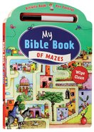 My Bible Book of Mazes Board Book