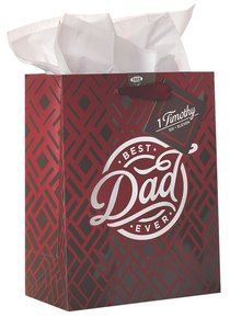 Gift Bag Medium: Best Dad Ever