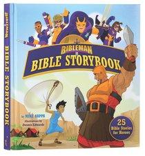 Bibleman Bible Storybook (Padded)
